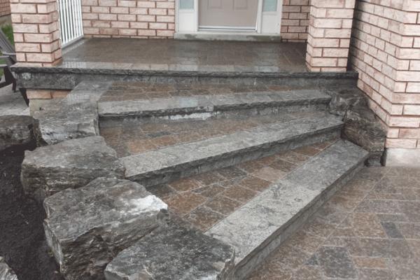 durham-landscaping-steps